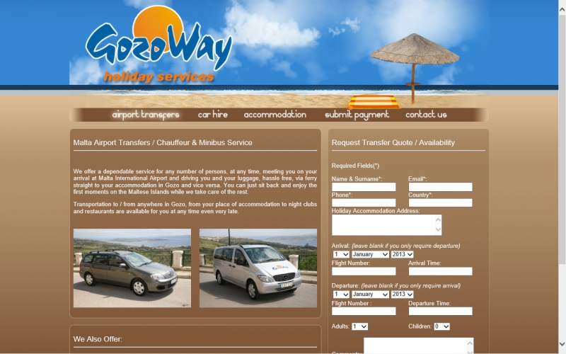 GozoWay Holiday Services