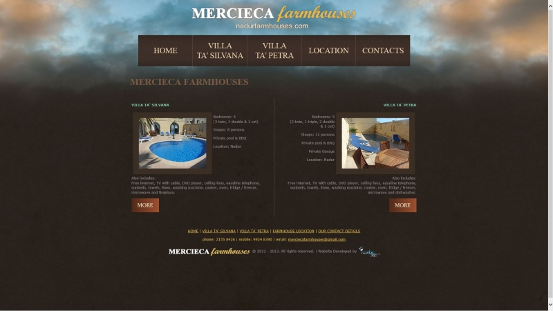 Mercieca Farmhouses
